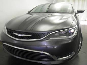 2015 Chrysler 200 - 1050155207