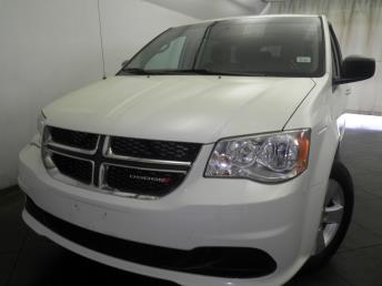 2013 Dodge Grand Caravan - 1050155224
