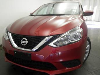 2017 Nissan Sentra SV - 1050155282