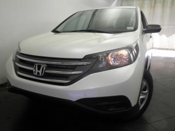 2014 Honda CR-V LX - 1050155399