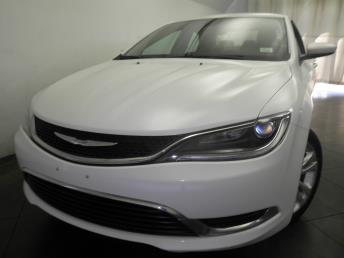 2015 Chrysler 200 - 1050155403
