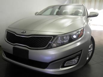 2015 Kia Optima EX - 1050155458