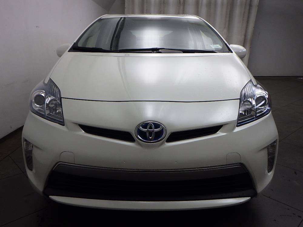 2014 Toyota Prius Plug-in Hybrid  - 1050155497