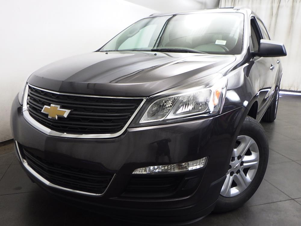 2013 Chevrolet Traverse LS - 1050155508