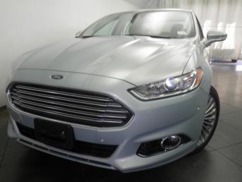 2014 Ford Fusion Hybrid - 1050155525