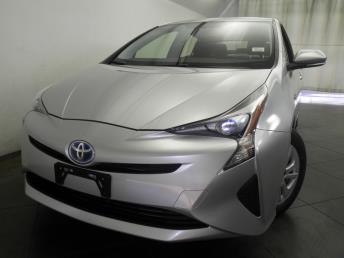 2016 Toyota Prius Two - 1050155541