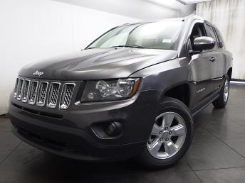 2016 Jeep Compass Latitude - 1050155620