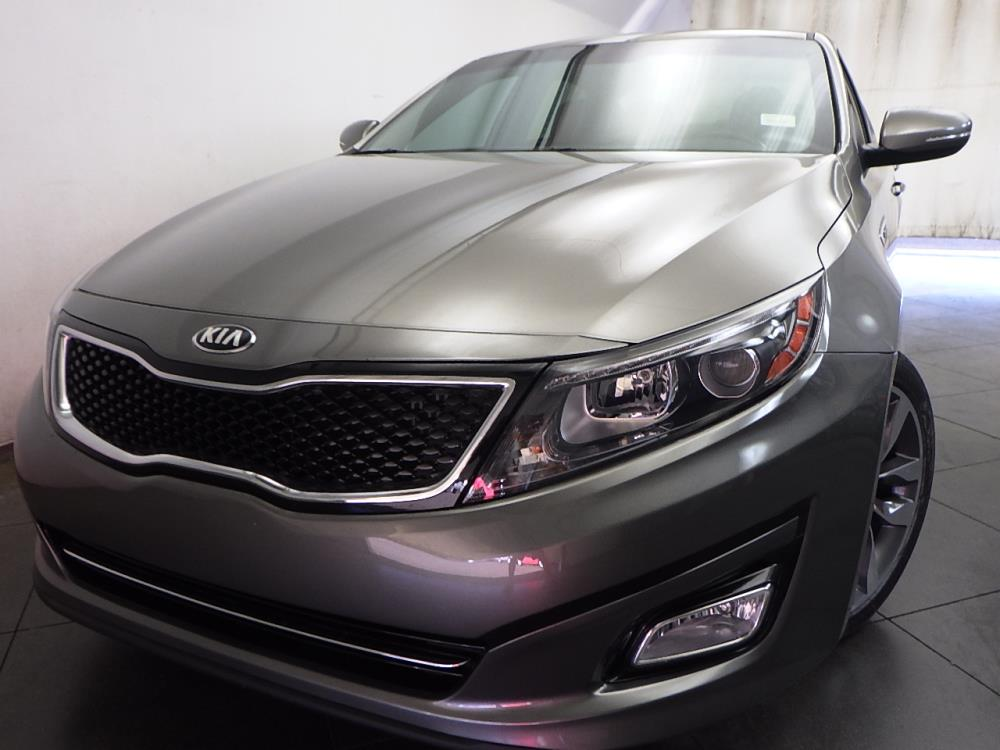 2015 Kia Optima SX Turbo - 1050155626