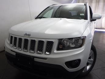 2016 Jeep Compass Latitude - 1050155628