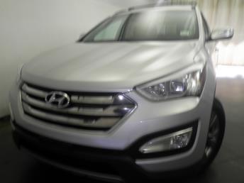2014 Hyundai Santa Fe Sport - 1050155651