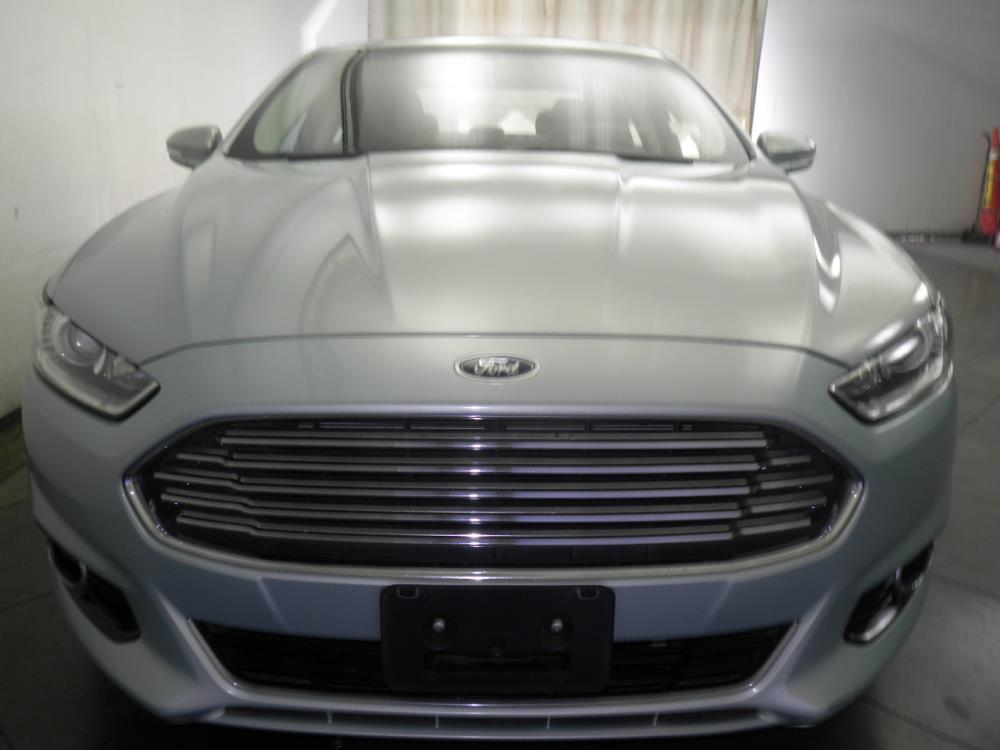 2014 Ford Fusion Energi Plug-In Hybrid Titanium - 1050155668