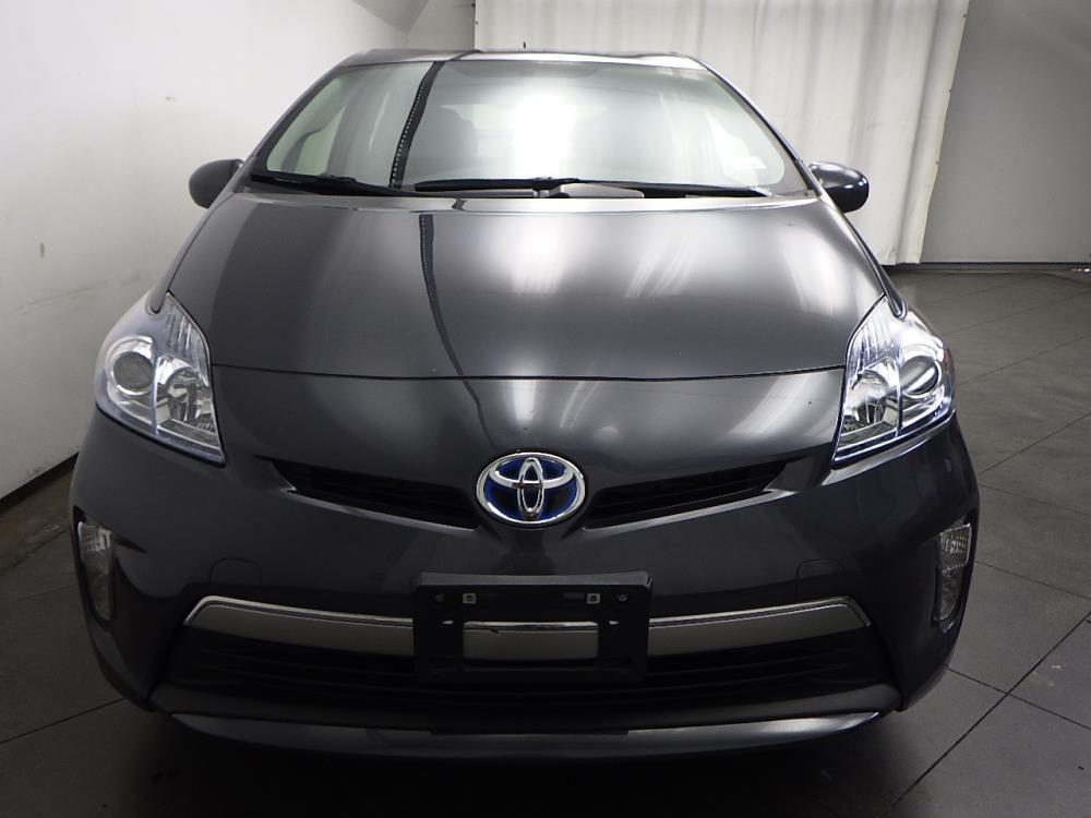 2014 Toyota Prius Plug-in Hybrid  - 1050155693
