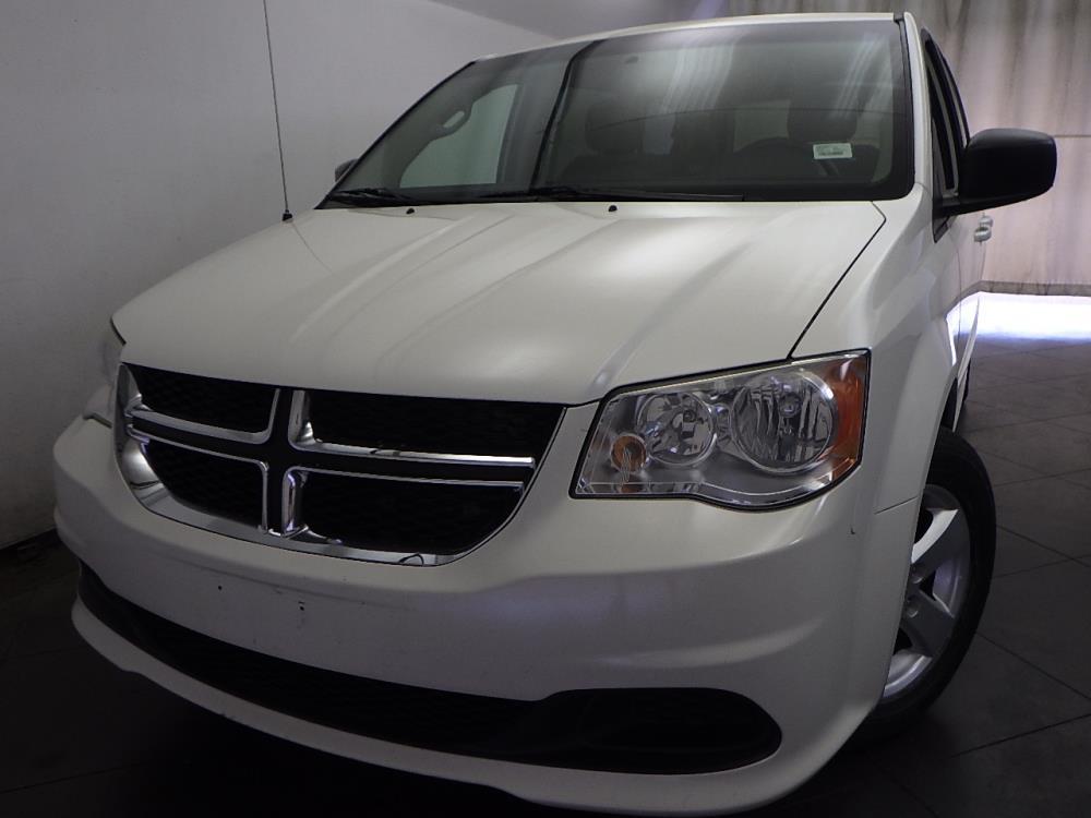 2013 Dodge Grand Caravan SE - 1050155831