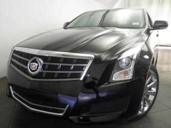 2014 Cadillac ATS - 1050155834