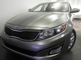2015 Kia Optima EX - 1050155874