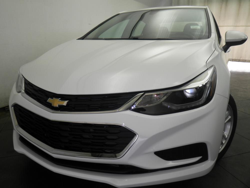 2017 Chevrolet Cruze LT - 1050155907