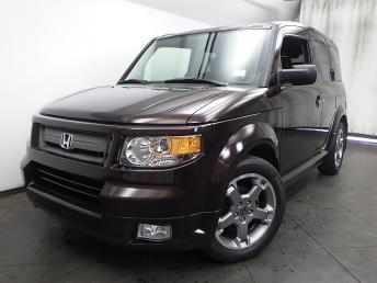 Used 2007 Honda Element