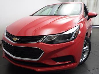 2016 Chevrolet Cruze - 1050156169