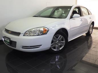2016 Chevrolet Impala Limited - 1050156401