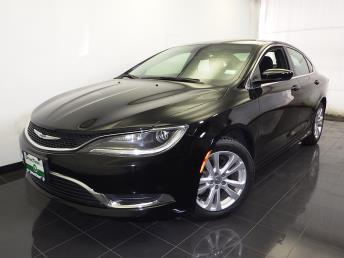 2016 Chrysler 200 - 1050156405