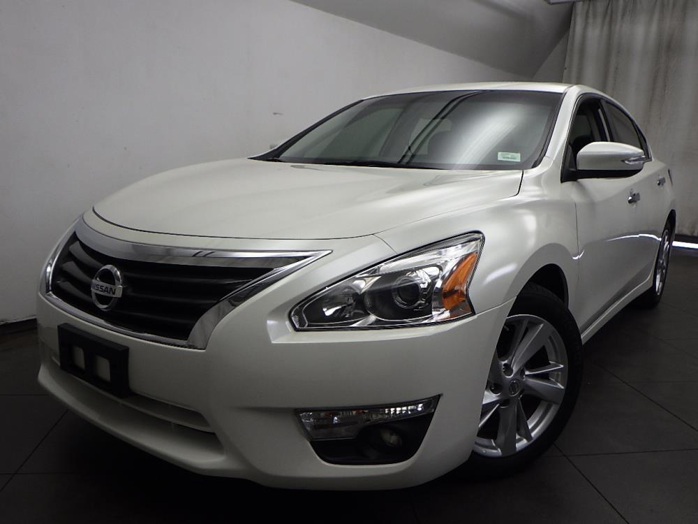 2015 Nissan Altima 2.5 SL - 1050156502