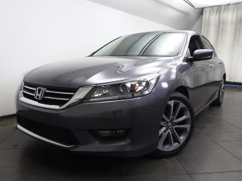 2015 Honda Accord - 1050156541