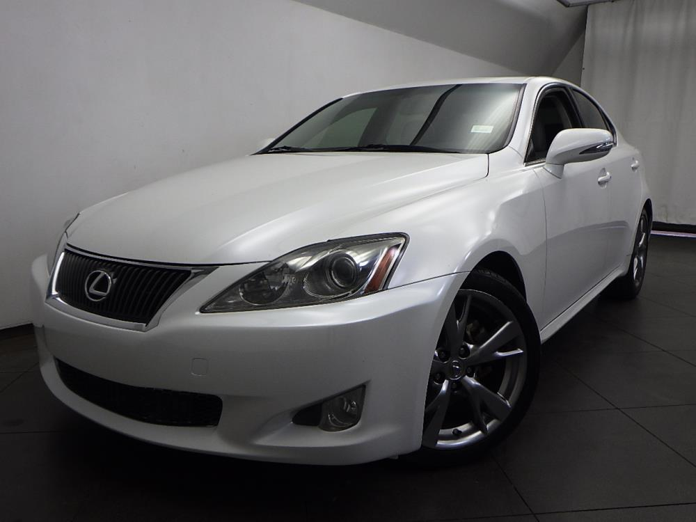 2010 Lexus IS 250 Sport  - 1050156638