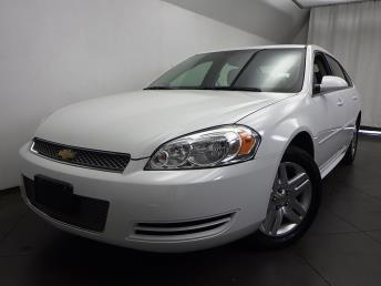 2016 Chevrolet Impala Limited LT - 1050156659
