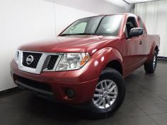 2016 Nissan Frontier King Cab SV 6 ft