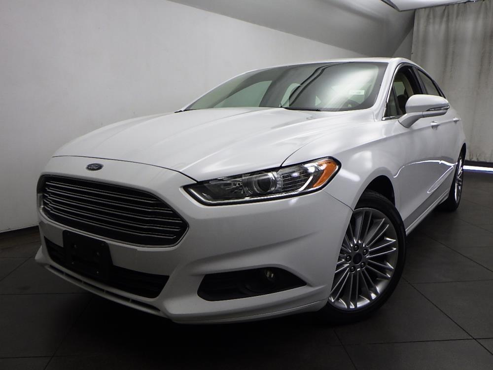 2014 Ford Fusion SE - 1050156719