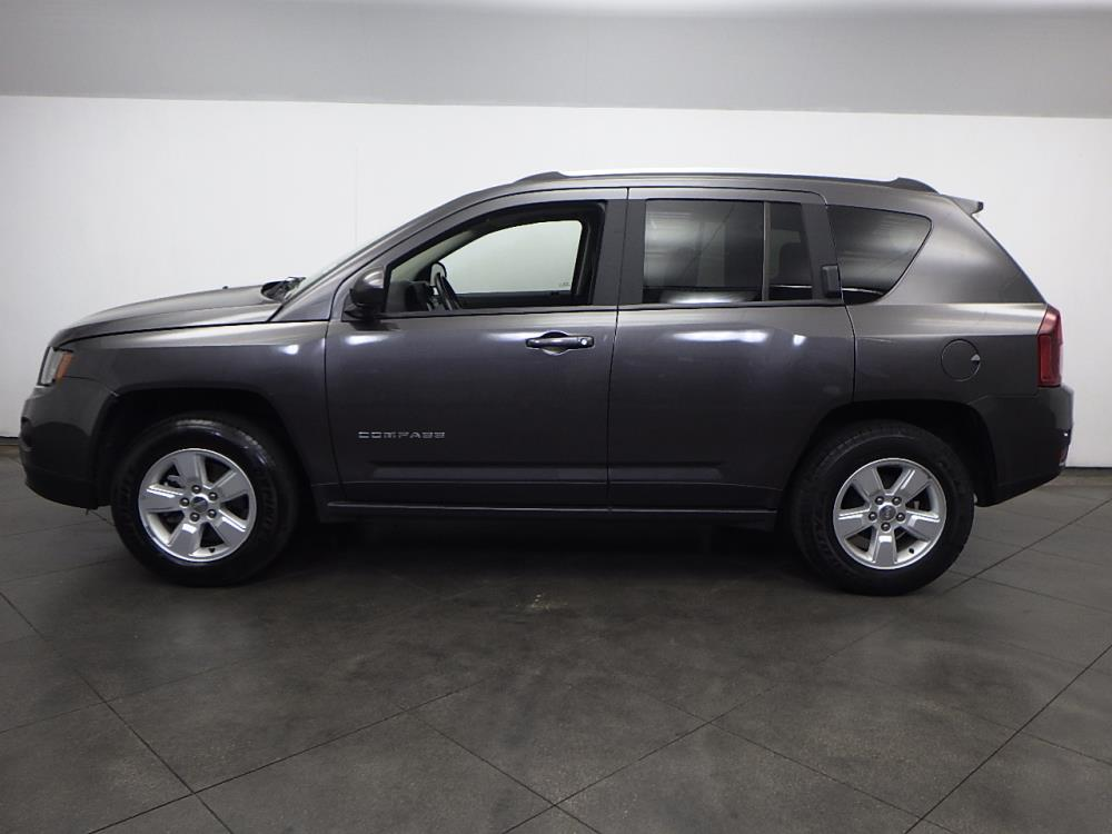 2016 Jeep Compass Latitude - 1050156759