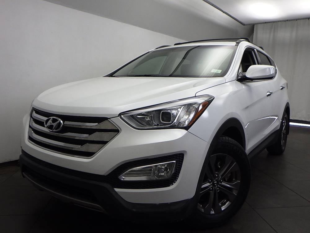 2013 Hyundai Santa Fe Sport  - 1050156795