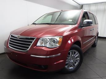 Used 2008 Chrysler Town and Country
