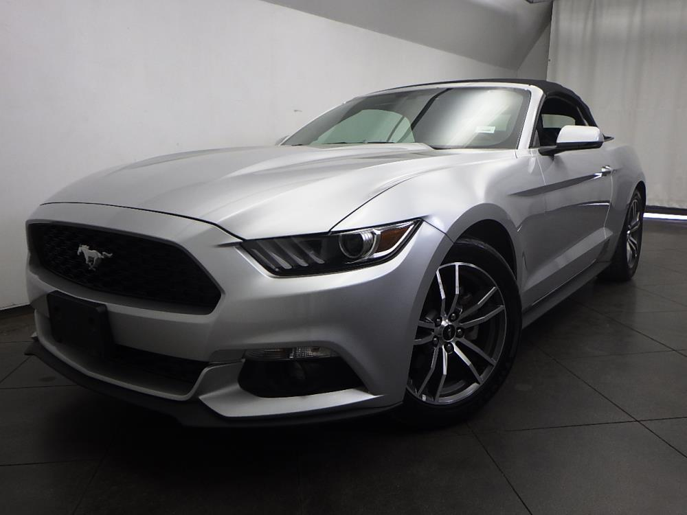 2016 Ford Mustang EcoBoost Premium - 1050156837