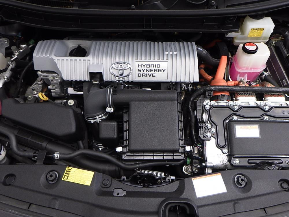 2015 Toyota Prius Three - 1050157031