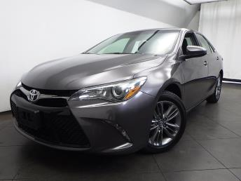 Used 2016 Toyota Camry