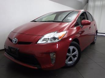 2014 Toyota Prius Three - 1050157092