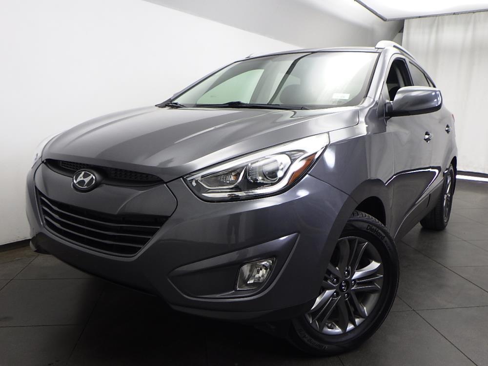 2014 Hyundai Tucson Limited - 1050157093