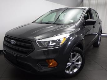 2017 Ford Escape S - 1050157179