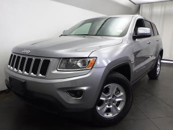 2015 Jeep Grand Cherokee Laredo - 1050157259