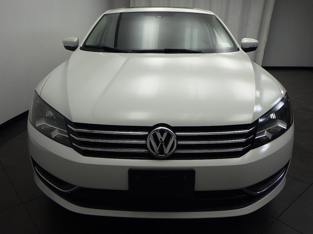 2013 Volkswagen Passat 2.5L SE - 1050157315