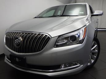 2015 Buick LaCrosse Leather - 1050157377