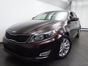 2015 Kia Optima EX - 1050157378
