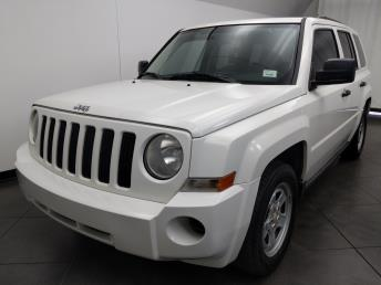 Used 2008 Jeep Patriot