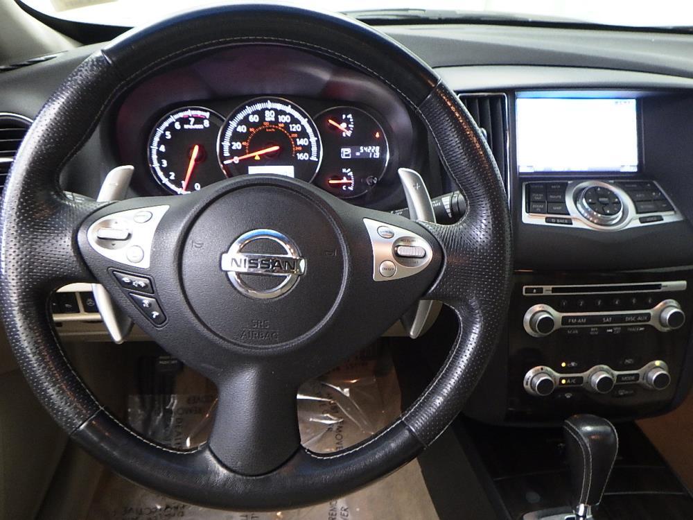 2014 Nissan Maxima SV - 1050157515