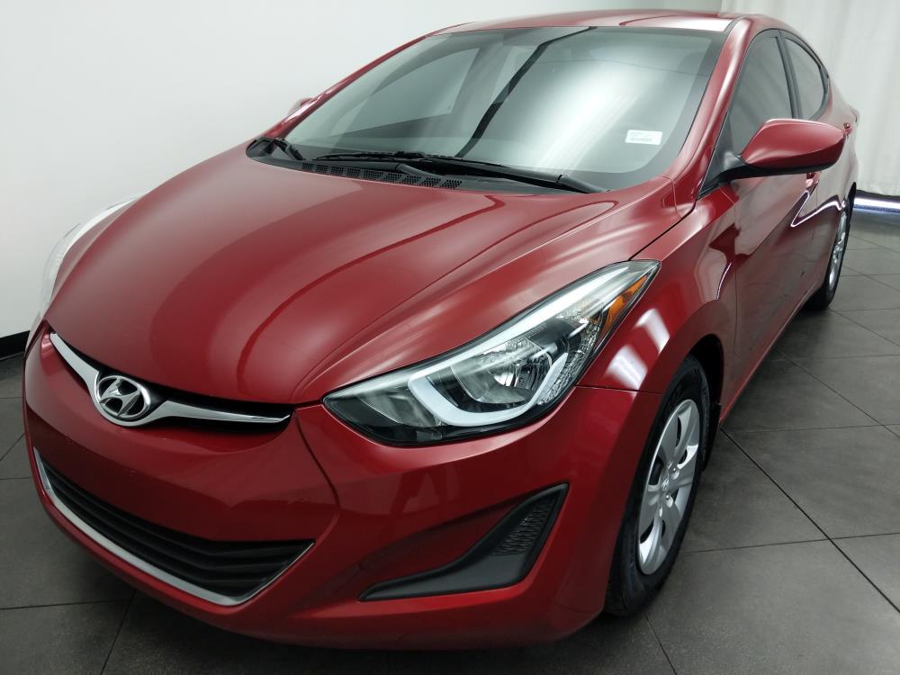 2016 Hyundai Elantra SE - 1050157657