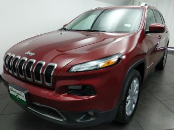 2017 Jeep Cherokee Limited - 1050157740