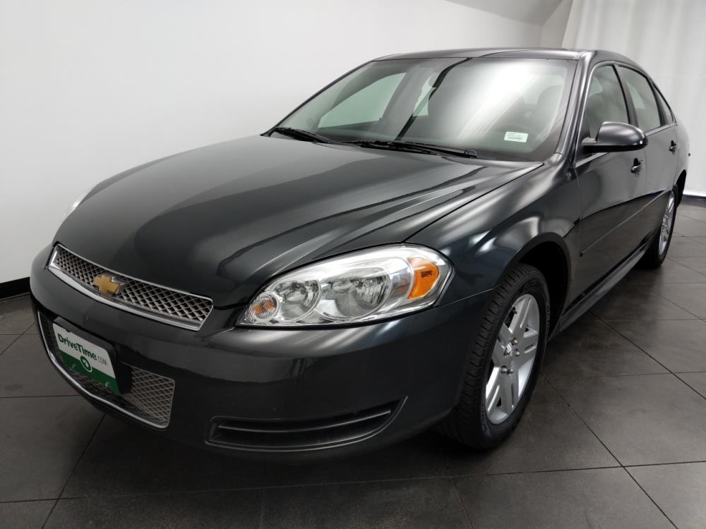 2016 Chevrolet Impala Limited LT - 1050157953
