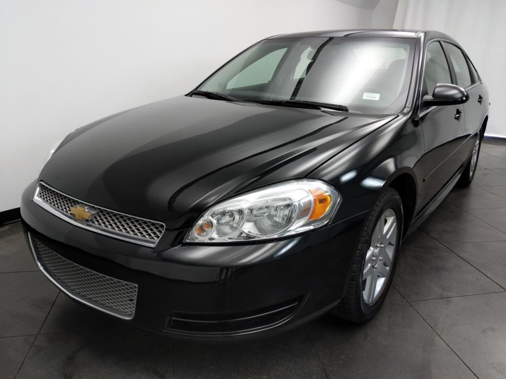 2016 Chevrolet Impala Limited LT - 1050157955