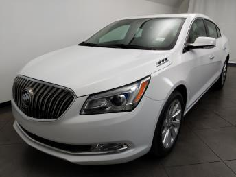 Used 2016 Buick LaCrosse